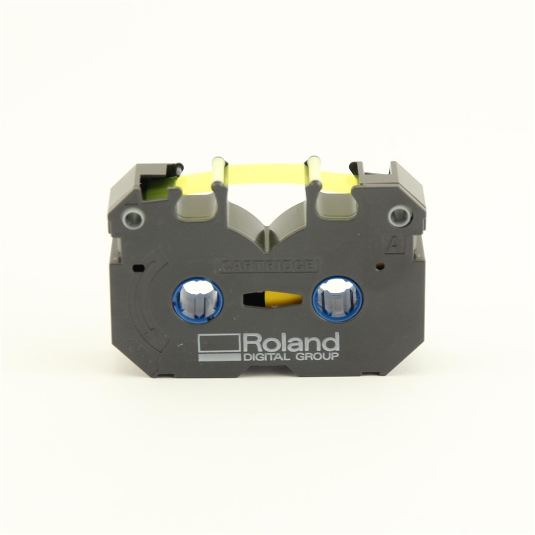 YELLOW WAX CARTRIDGE - CR-MW-YE - ATPM | Official service center for Roland  and Epson Printers